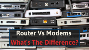 Router Vs Modem Featured Image