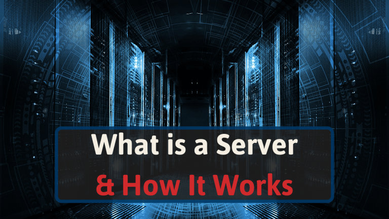what is a server